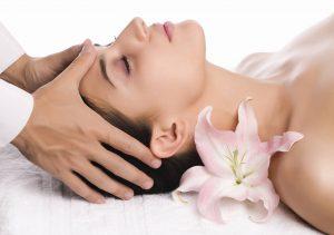 yogic anti stress massage